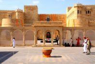 Suryagarh Entrance Drum