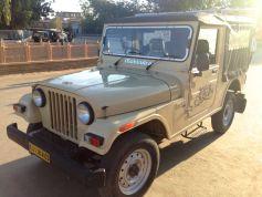 Suryagarh Jeep