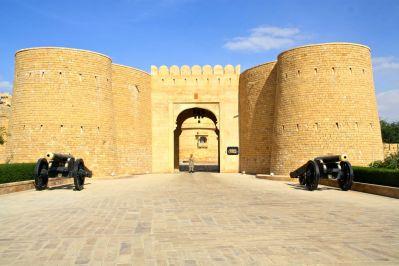 Suryagarh Main Gate Entrance