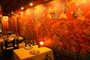 Spice Route Mural