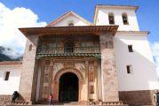 Andahuaylillas Church Front