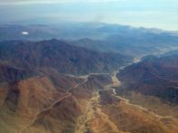 Avianca Flight to Cusco View