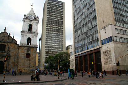 Bogota Center Street