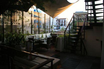 Casa de Isabella Dining area