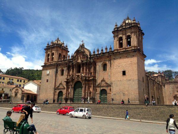 Cathedral of Santo Domingo Cusco