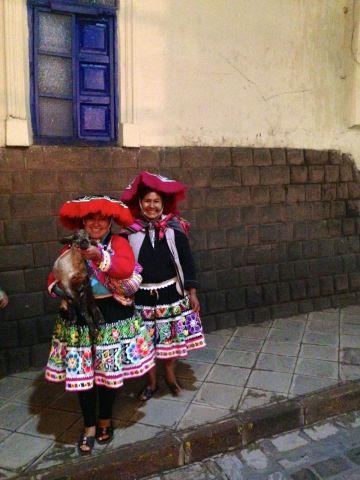 Cusco Peruvian Ladies