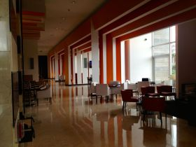 Holiday Inn Bogota Airport Lobby