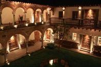 Inkaterra Courtyard