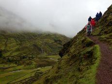 Lares Trek Day 2 Valley Path