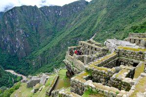 Machu Picchu Balcony View