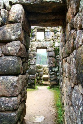 Machu Picchu Path
