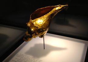 Museo del Oro Bogota Conch