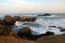 Park Tayrona El Cabo Rocks