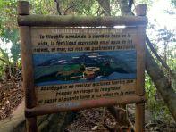 Park Tayrona Sign