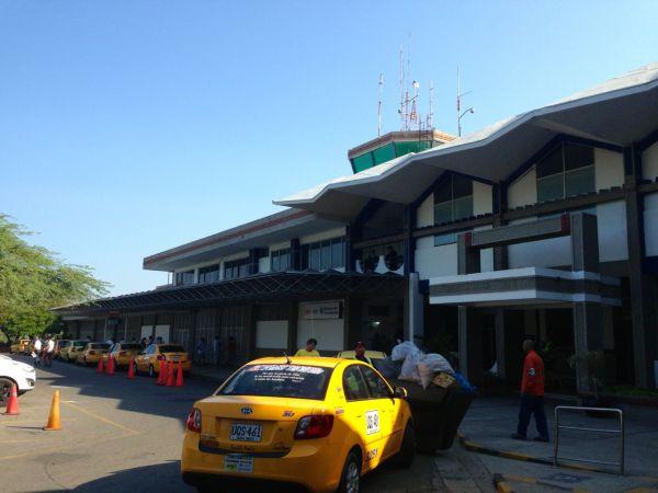 Santa Marta airport