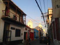 Santa Marta Street to Cathedral