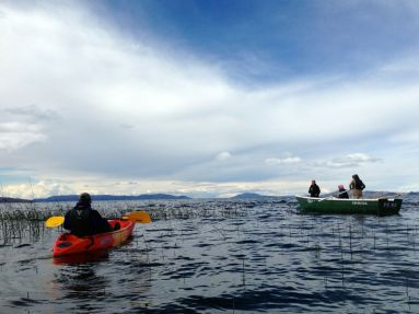 Titicaca Lake Kayak
