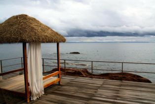 Titilaka Hotel Terrace