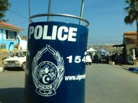 Algeria Drive Police