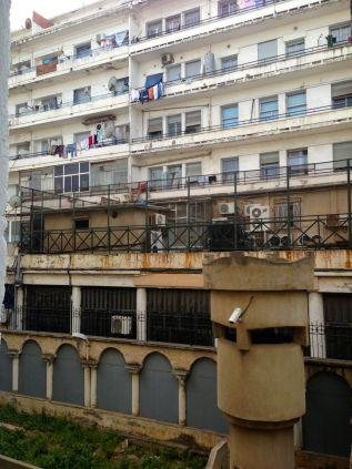 Algiers Casbah Parking Deck