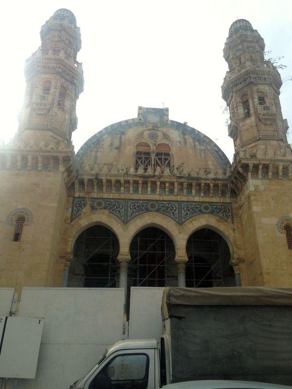 Algiers Casbah The Ketchaoua Mosque