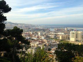 Algiers Monument des Martyrs View