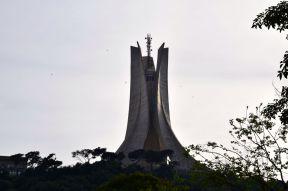 Algiers Monument des Martyrs