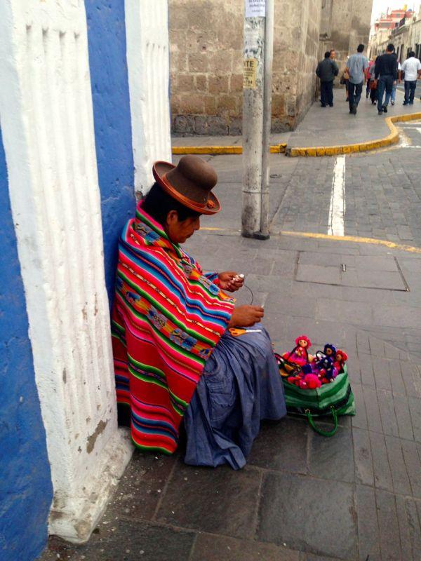 Arequipa Vendor
