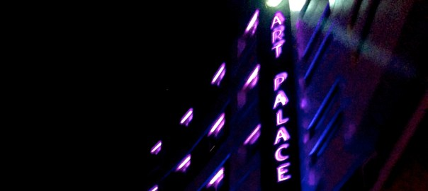 Art Palace Header
