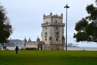 Belem Tower Lawn