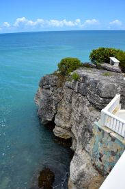 Blue Waters Antigua Rock Cottage Cliff