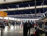Casablanca Airport Interior