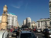 Casablanca Medina Center View