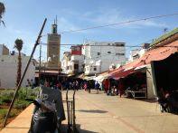 Casablanca Medina Shops