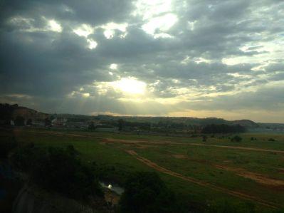 Casablanca Train View