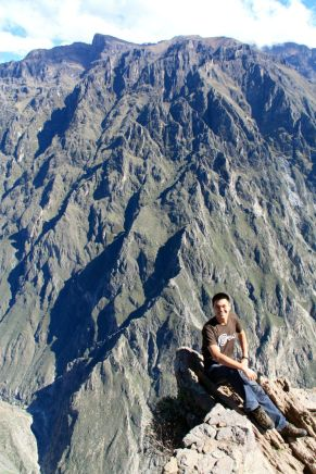 Colca Canyon David