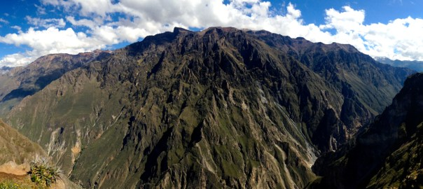 Colca Canyon Header
