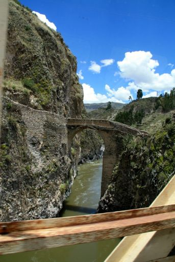 Colca Lodge Bridge