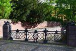 Dusseldorf Altstadt Fence