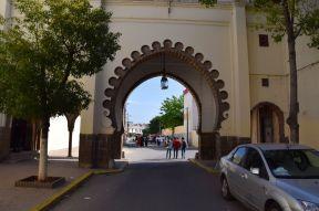 Habous Entrance
