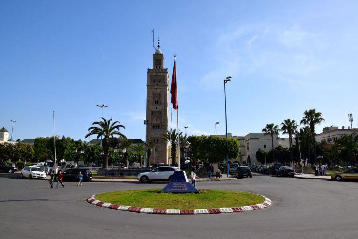 Habous Roundabout