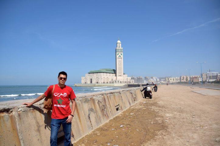 Hassan II Mosque David