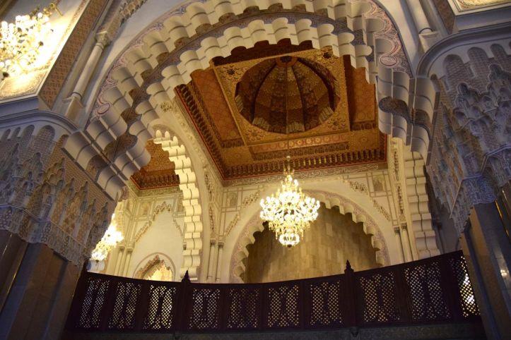 Hassan II Mosque Design