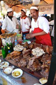 Jemaa el-Fnaa Lamb Meat