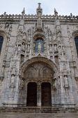 Jeronimos Monastery Doorway