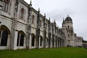 Jeronimos Monastery Side