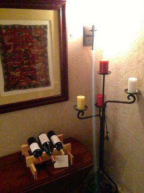 Las Casitas del Colca Room Wine