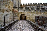 Lisbon Castelo de St Jorge Castle Entrance