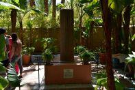 Majorelle Garden Yves Saint Laurent Monument
