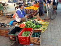 Marrakech Souk Vegetables